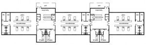 Architectural Drawings - Inpatient Wards