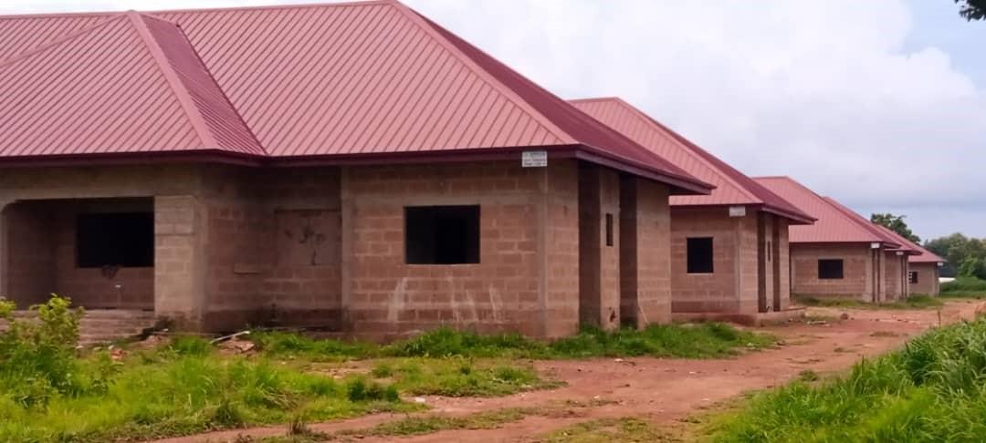 Leyaata Hospital - Staff Residences
